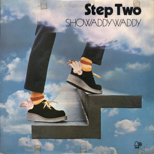 Showaddywaddy Step Two Vinyl
