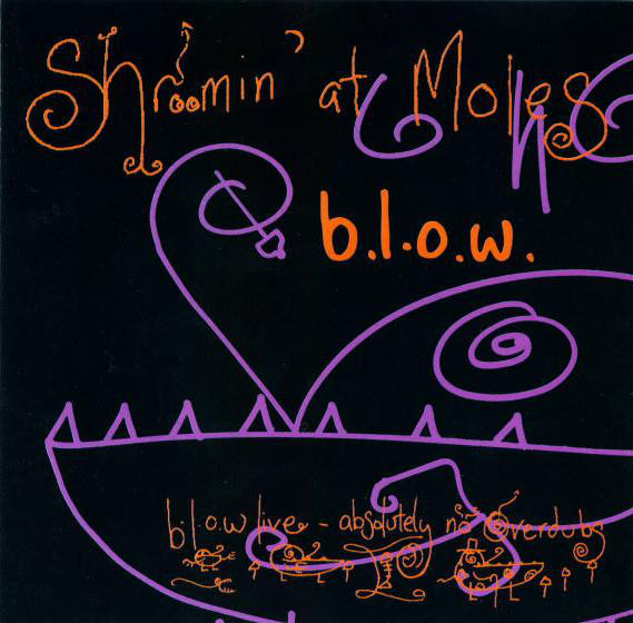 b.l.o.w. Shroomin' At Moles CD