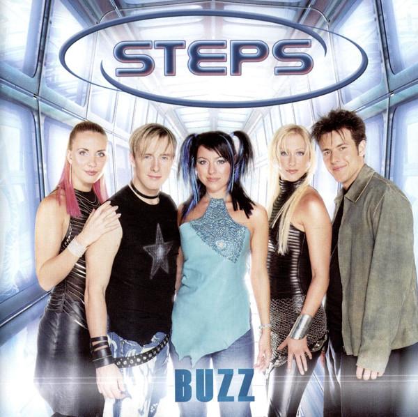 Steps Buzz CD
