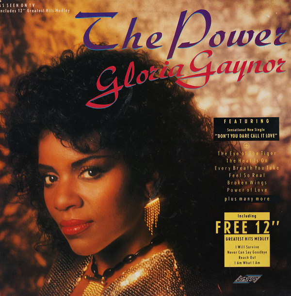 Gaynor, Gloria The Power Of Gloria Gaynor
