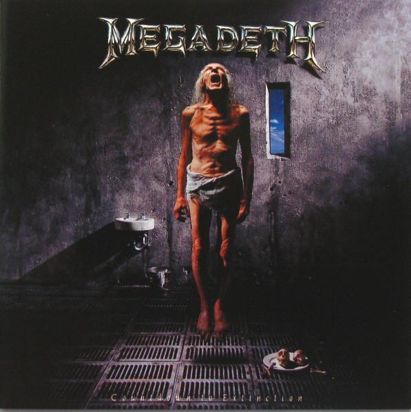 Megadeth Countdown To Extinction