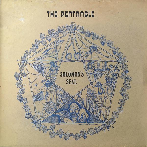 Pentangle Solomon's Seal Vinyl