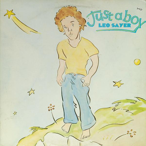 Sayer, Leo Just A Boy Vinyl