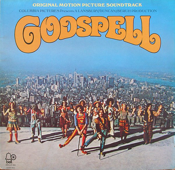 Various Original Motion Picture Soundtrack Godspell Vinyl