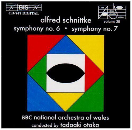 Schnittke - BBC National Orchestra Of Wales, Otaka Symphony No. 6 · Symphony No. 7