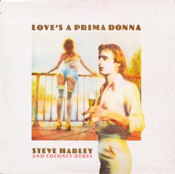 Harley Steve Loves A Prima Donna Vinyl
