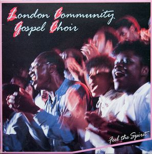 London Community Gospel Choir Feel The Spirit Vinyl
