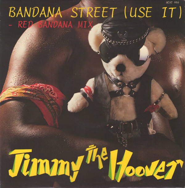Jimmy The Hoover Bandana Street (Use It)