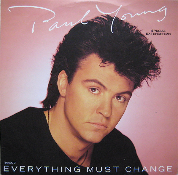 Young, Paul Everything Must Change Vinyl
