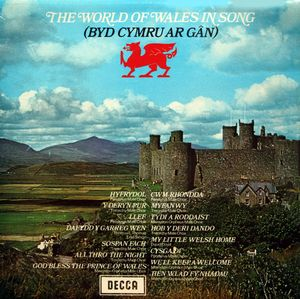 Various Artists The World Of Wales