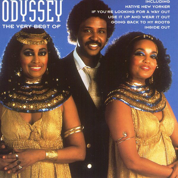 Odyssey The Very Best Of CD