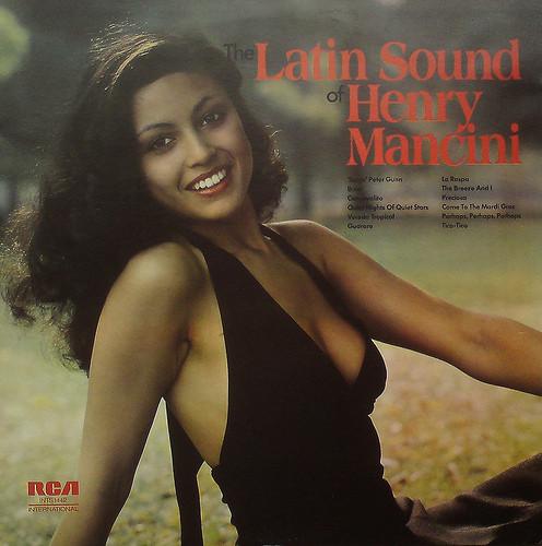 Mancini, Henry The Latin Sound Of Henry Mancini