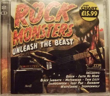 Various Rock Monsters - Unleash The Beast