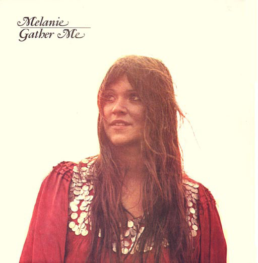 Melanie Gather Me Vinyl
