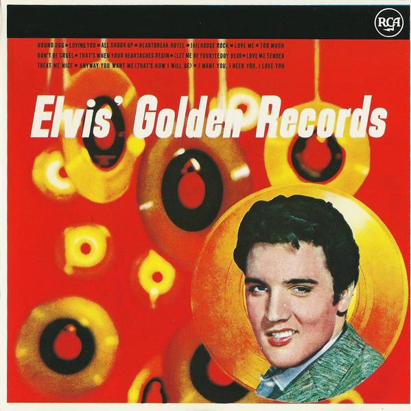 Presley, Elvis Elvis' Golden Records CD