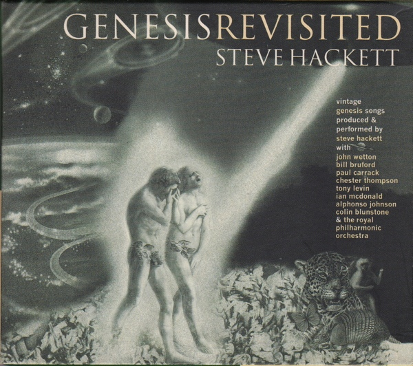 Hackett, Steve Genesis Revisited