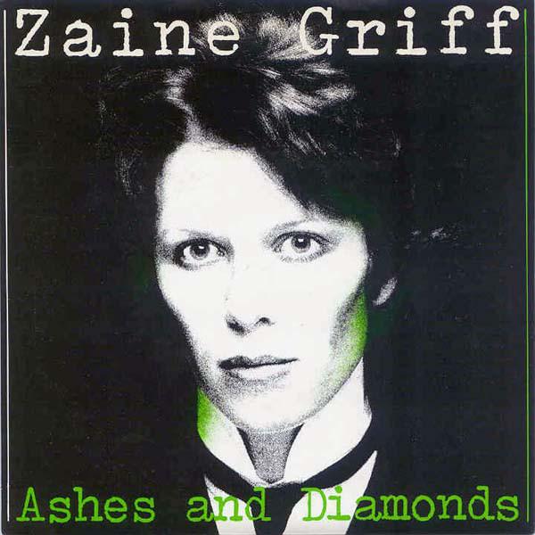 Griff, Zaine Ashes And Diamonds Vinyl