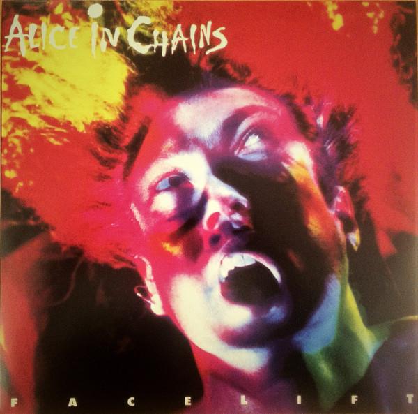 Alice In Chains Facelift Vinyl
