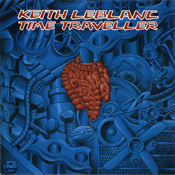 LeBlanc, Keith Time Traveller CD