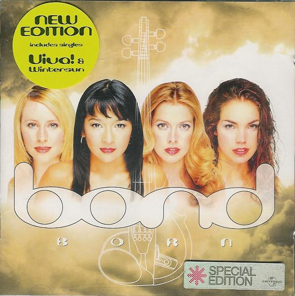 Bond Born CD