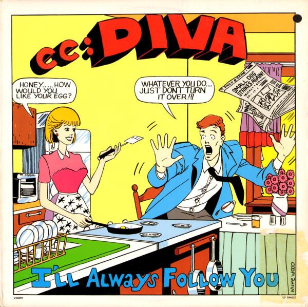 cc: DIVA I'll Always Follow You Vinyl