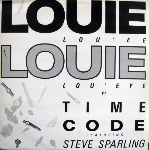 Time Code Louie Louie