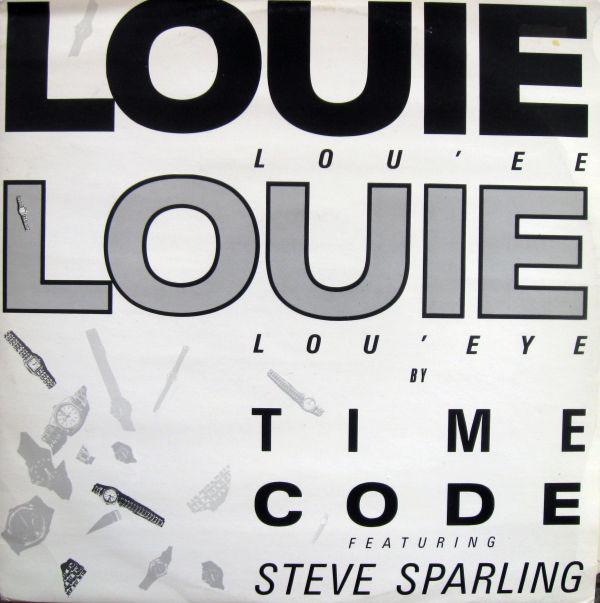 Time Code Louie Louie