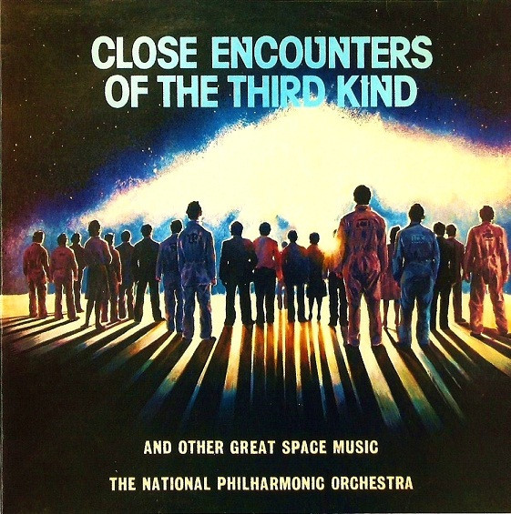 The National Philharmonic Orchestra Close Encounters Of The Third Kind And Other Great Space Music Vinyl