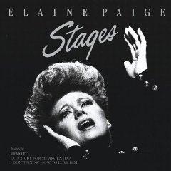 Paige, Elaine Stages Vinyl
