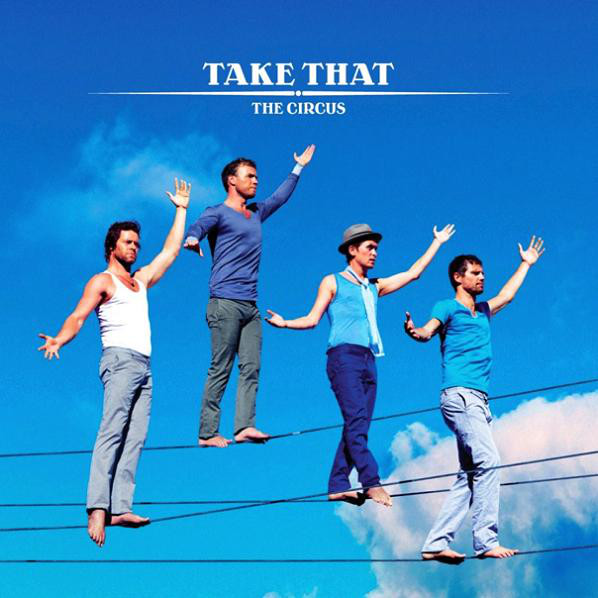 Take That The Circus CD