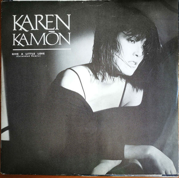 Kamon, Karen Give A Little Love Vinyl