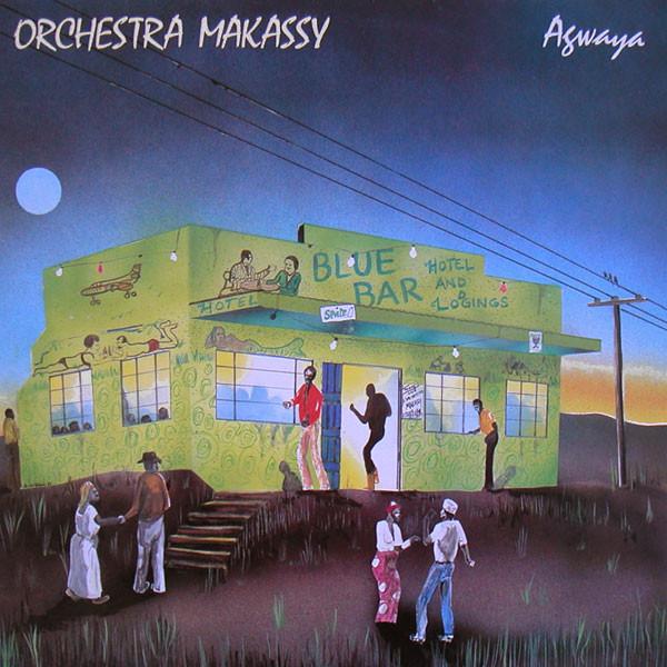 Orchestra Makassy Agwaya Vinyl