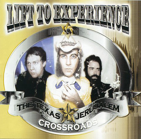 Lift To Experience The Texas Jerusalem Crossroads