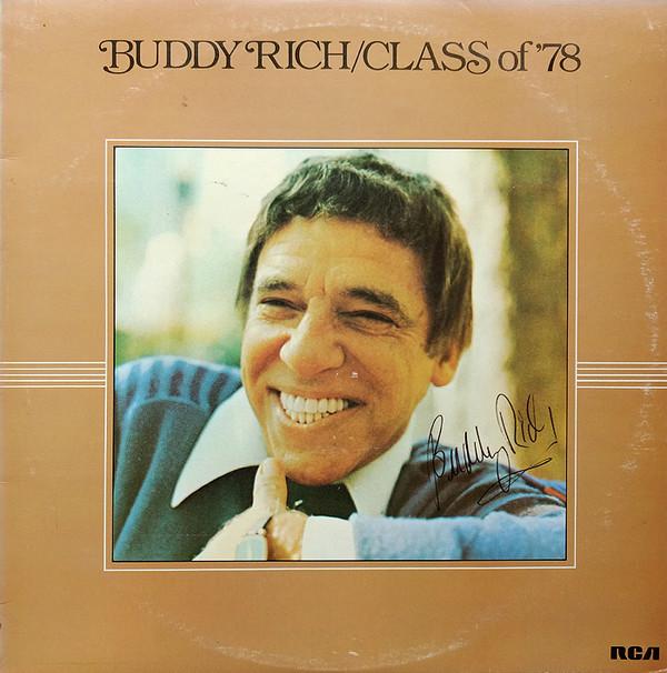 Rich, Buddy Class Of '78 Vinyl