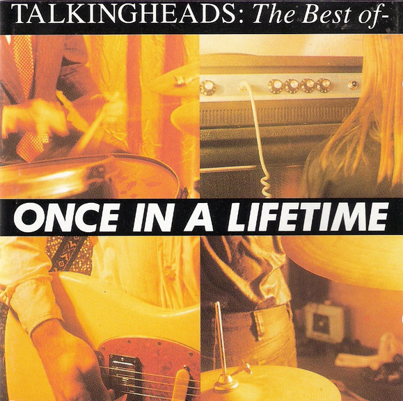 Talking Heads Once In A Lifetime - The Best Of