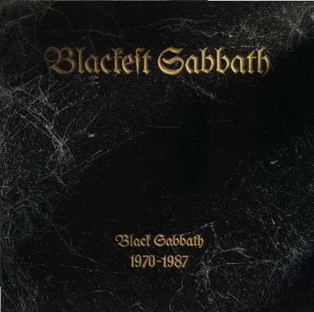 Black Sabbath Blackest Sabbath 1970-1987 Vinyl