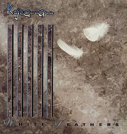 Kajagoogoo White Feathers Vinyl