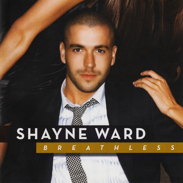 Ward, Shayne Breathless CD