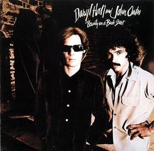 Hall Daryl & John Oates Beauty On A Back Street