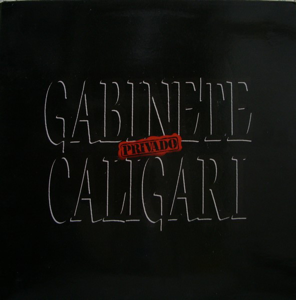 Caligari, Gabinete Privado Vinyl