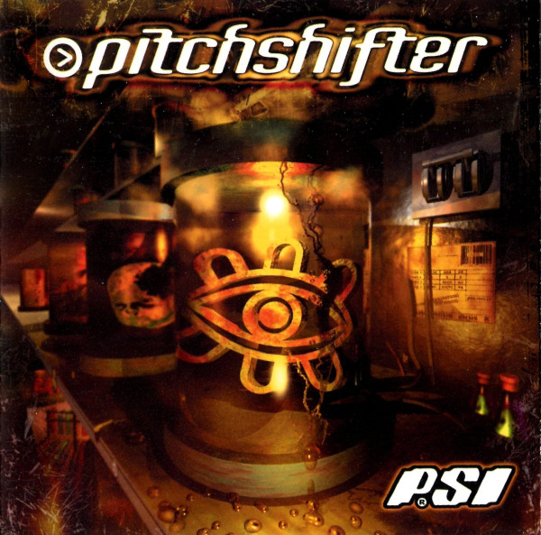 Pitchshifter PSI CD