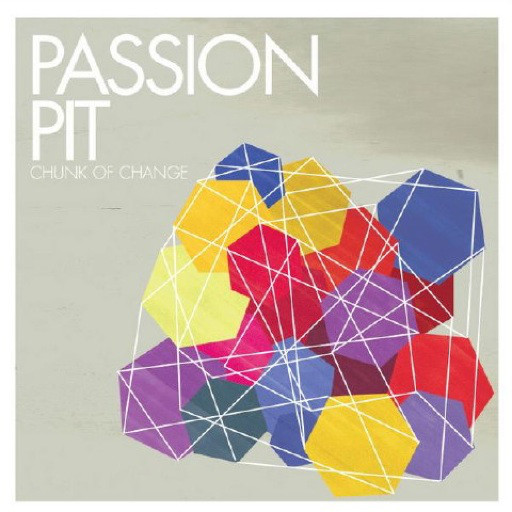 Passion Pit Chunk Of Chance Vinyl