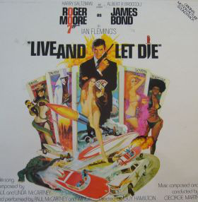 Martin, George / Paul McCartney Live And Let Die