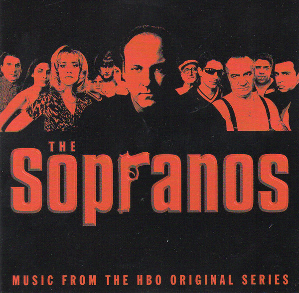 Various The Sopranos - Music From The HBO Original Series CD