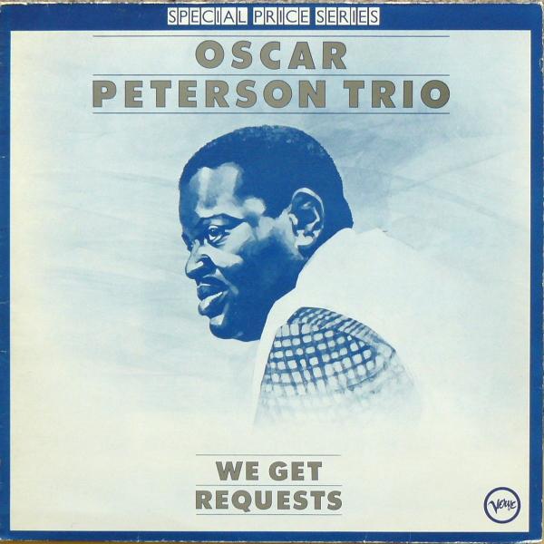 Oscar Peterson Trio We Get Requests