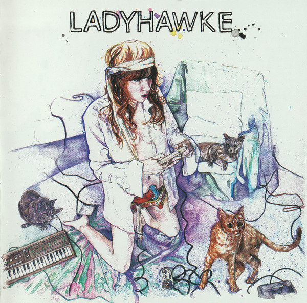 Ladyhawke Ladyhawke CD