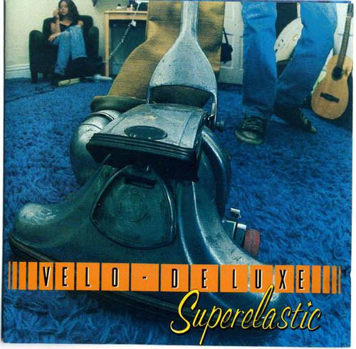 Velo-Deluxe Superelastic Vinyl