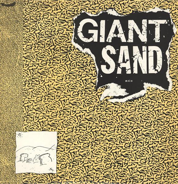 Giant Sand Giant Sandwich  Vinyl