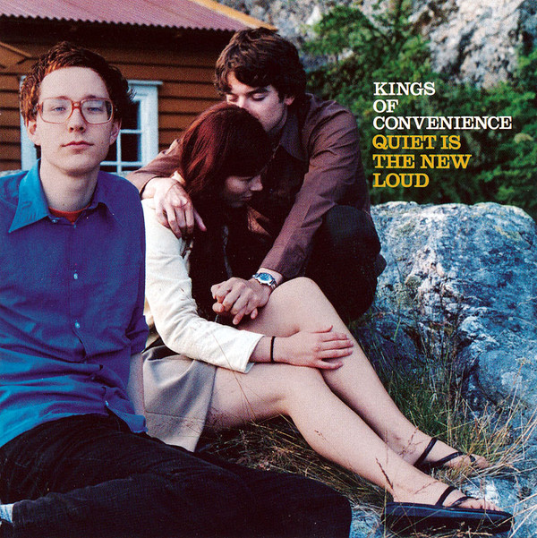 Kings Of Convenience Quiet Is The New Loud CD