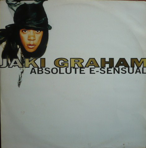 Graham, Jaki Absolute E-Sensual Vinyl